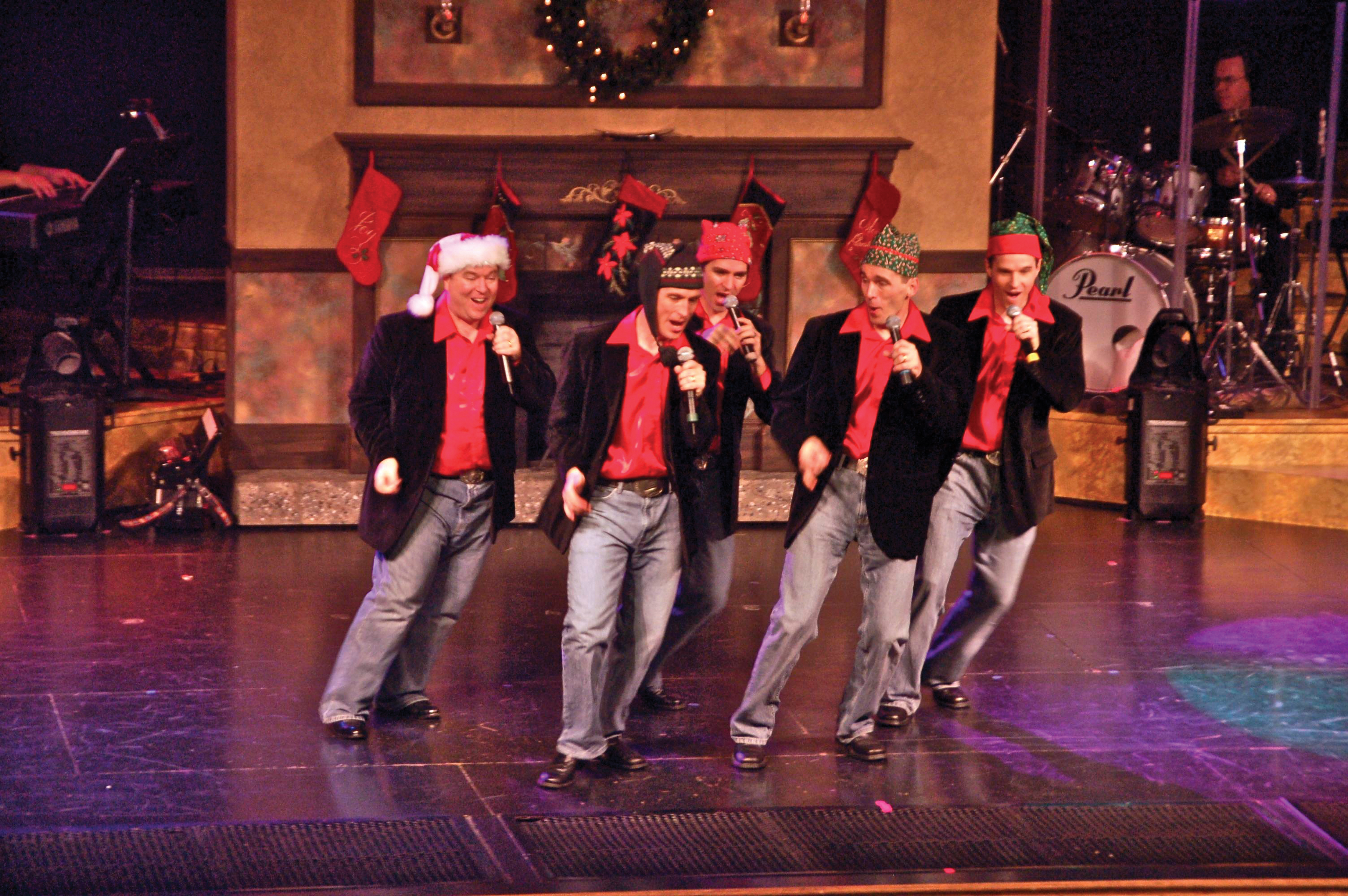 hughes brothers christmas show branson mo